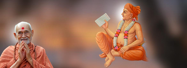 ગુરુવર્ય પ.પૂ.બાપજીમાં સદ્.બ્રહ્માનંદસ્વામીના દર્શન