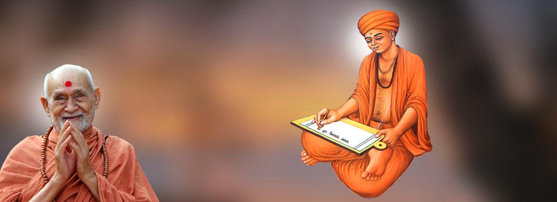 ગુરુવર્ય પ.પૂ. બાપજીમાં સદ્.નિષ્કુળાનંદસ્વામીના દર્શન