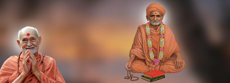 ગુરુવર્ય પ.પૂ. બાપજીમાં સદ્.વૃંદાવનદાસજીસ્વામીના દર્શન