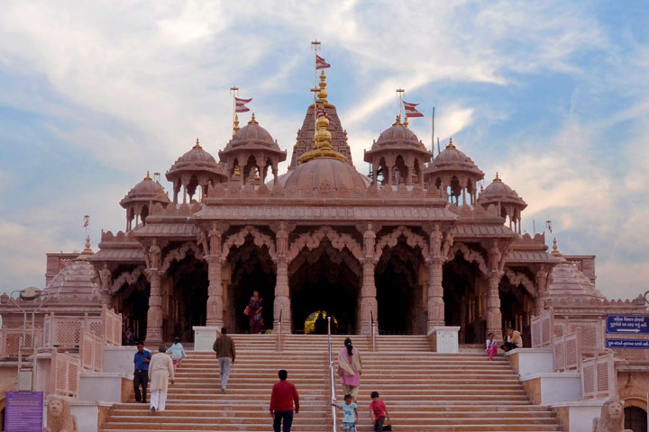 Pure Upasana Temples