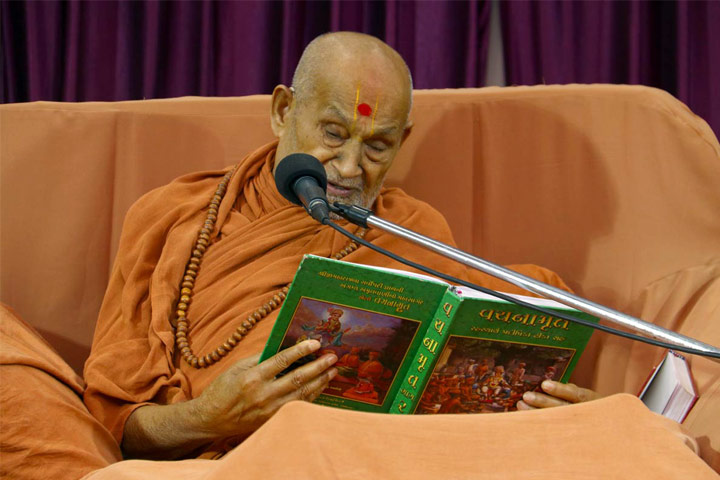 Pratyaksharth Knowledge of the Vachnamrut