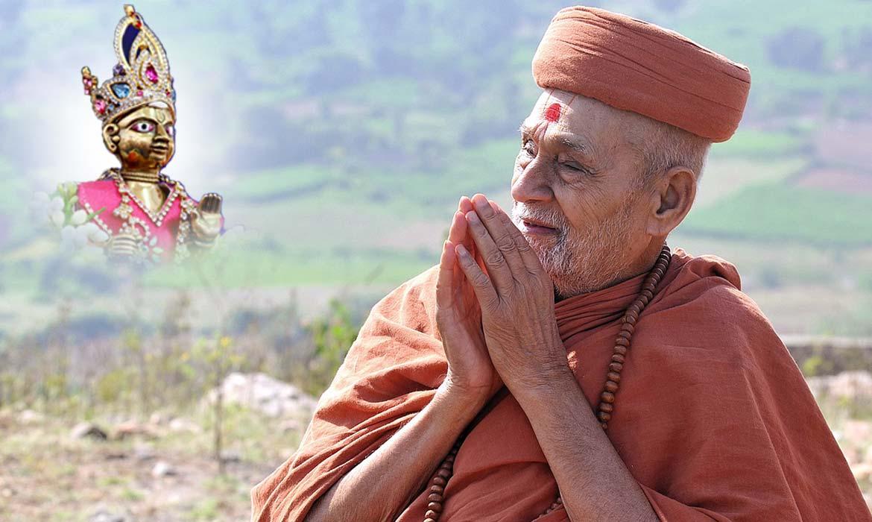 Acknowledging Shriji Maharaj's Supremacy